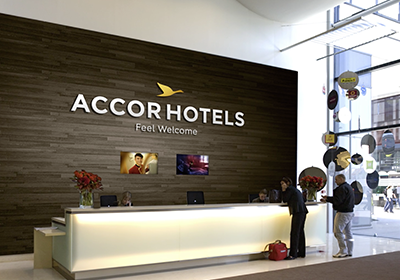 AccorHotels – Nouvelle identité