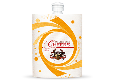 Cheers, the social drink