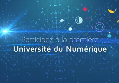 Teaser Université du Numérique